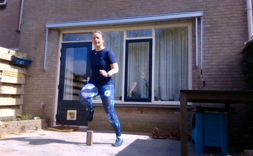 HIIT maandag 13 april